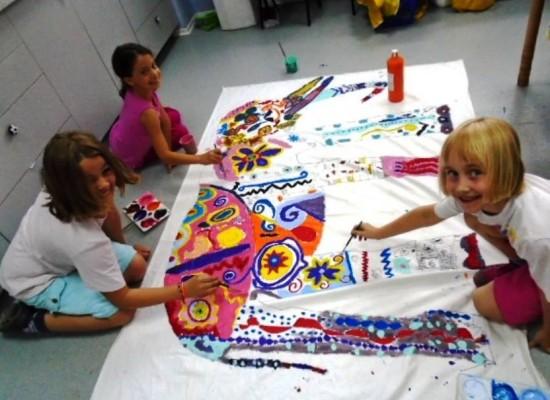 "King's Oak Summer School is open: ""Journeys around the world"""