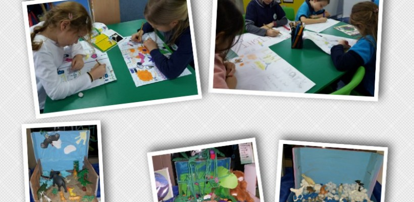 Our learning at King's Oak