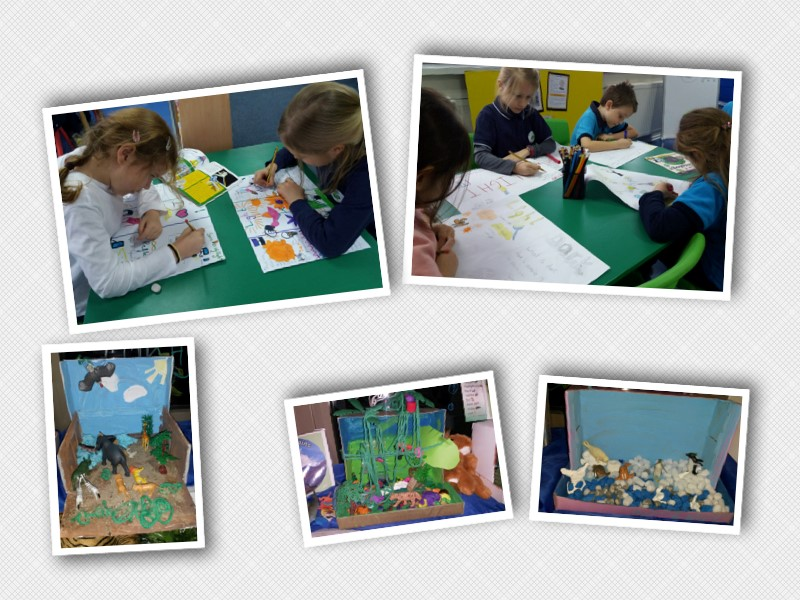 our learning at kings oak
